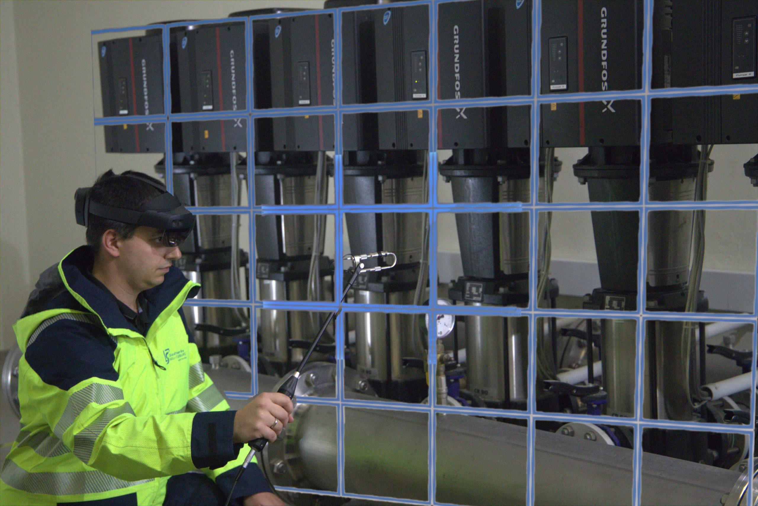 Messung der technischen Akustik mit Sound HUB I acoustic measurements with Sound HUB